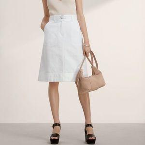 Arizita Babaton NWT White Cliff Skirt